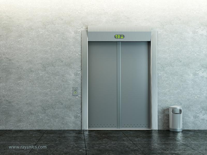 یو پی اس برای تابلو فرمان آسانسور